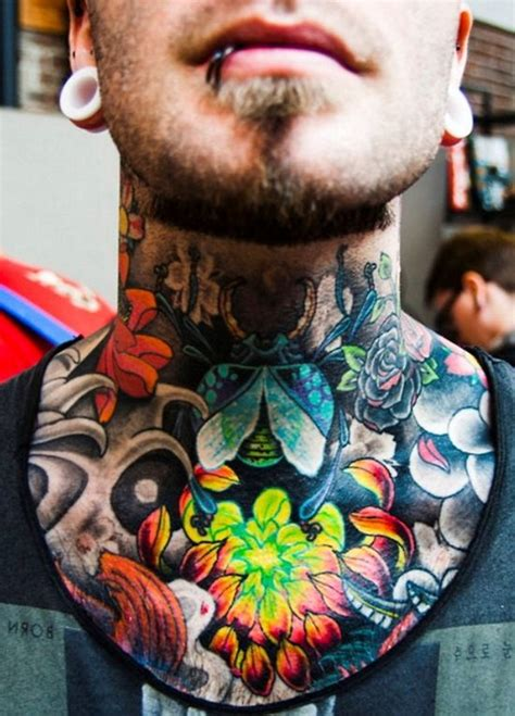 tattoo flash neck 101 inescapable neck tattoo designs and ideas