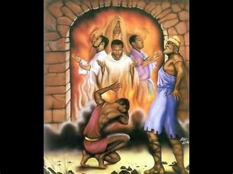 Daniel Shadrach Meshach And Abednego In The Fiery Furnace 3 Hebrew Boys In The Fiery Furnace Printable