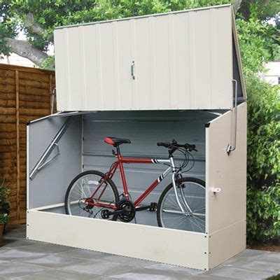 Trimetals Bike Shed by 17 Best Ideas About Bicycle Storage Shed On