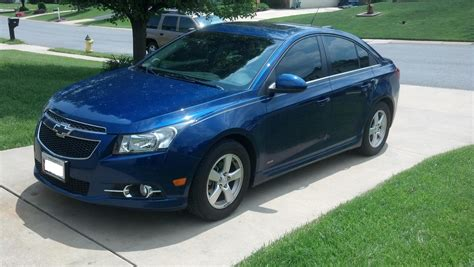 light blue chevy cruze blue cruze thread page 2