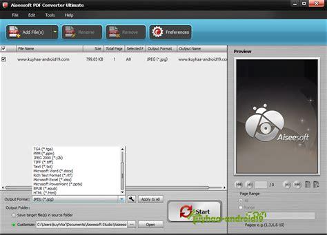 converter kuyhaa aiseesoft pdf converter ultimate 3 3 8 full version kuyhaa