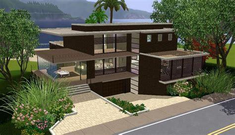 sims 3 house designs modern sims 3 houses google s 248 k sims 3 pinterest sims