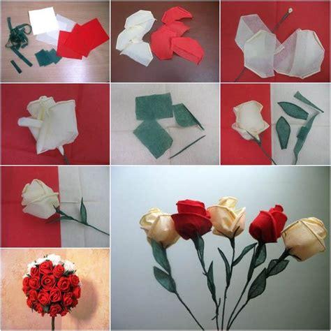 Crepe Paper Roses - how to diy beautiful crepe paper roses beautiful