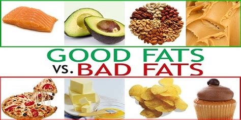 diabetes and healthy fats vs bad