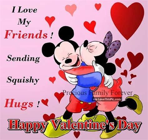 friends on valentines disney s day quote for friends pictures photos
