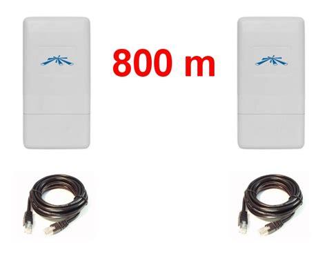 kit connection antennewifi fr pont wifi avec ubiquiti nanostation loco