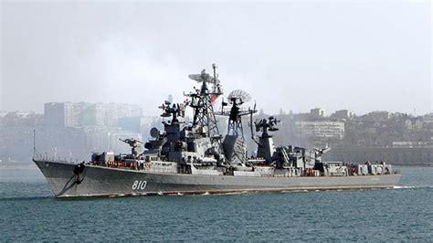 barco de vapor de guerra otro buque de guerra ruso zarpa hacia el mediterr 225 neo rt