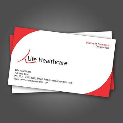 business card form template namecard lamination