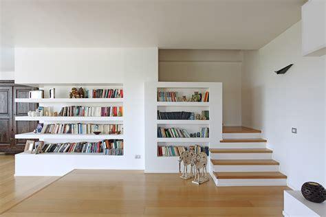 grandi librerie casa in cagna riqualificazione esterno e liamento