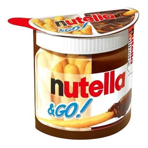 Nutella Go Nutella Go ferrero nutella go
