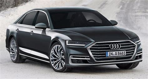 2018 audi a8 here s a idea of what it will look like