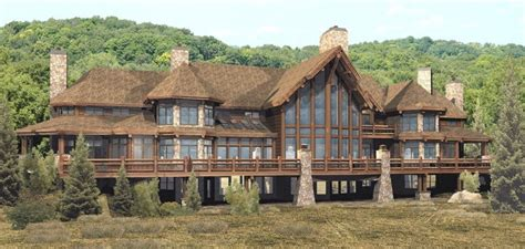 large log home floor plans top 10 luxury home designs and floor plans
