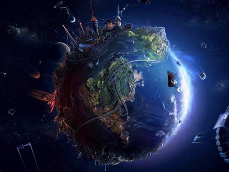 wallpaper future earth wallpapers earth future hd nupe free 1600x1200 374396