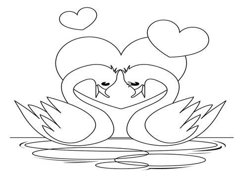 lettere da innamorati disegni di san valentino da colorare e stare