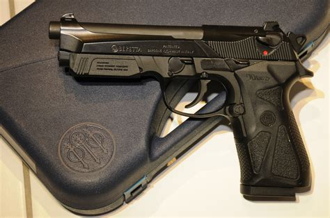 Beretta M90 Two Ultimate 2 til that bond originally used a beretta 418 until a