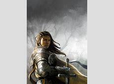 #Art of Fantasy 49: Francois Baranger | Woelf Dietrich Lancelot