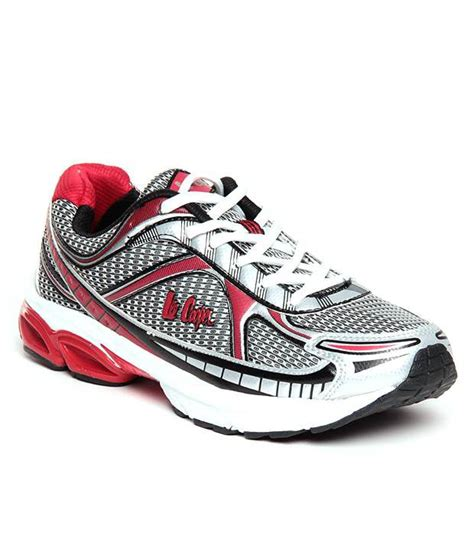 leecooper sports shoes cooper silver sports shoes price in india buy