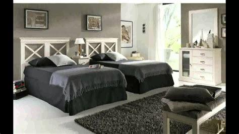 habitaciones con dos camas decoracion de dormitorios con dos camas youtube