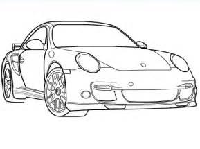 How To Draw A Porsche How To Draw Porsche