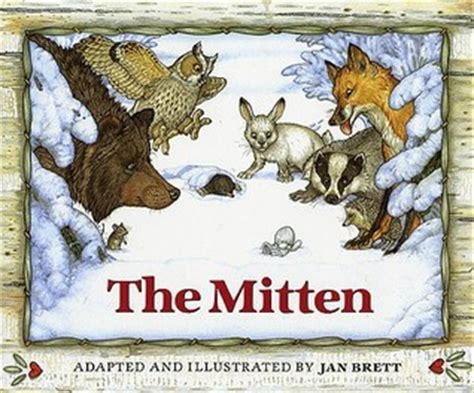 the rabbits picture book analysis the mitten by jan brett