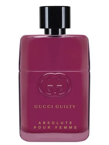 Parfum Gci Guilty Edt For gucci guilty absolute pour femme gucci perfume a new