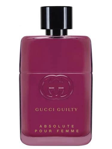 Gucci Guilty Pour Femme by Gucci Guilty Absolute Pour Femme Gucci Parfum Un Nouveau