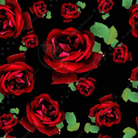 pink rose pattern red rose pattern