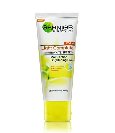 Garnier Foam garnier light complete multi brightening foam