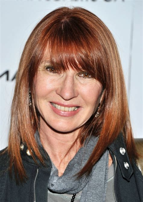 haircut with bangs women over 50 stylish medium length hairstyles for women over 50 elle