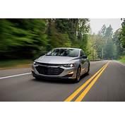 2019 Chevrolet Malibu First Drive Mid Size Sedan Let Down