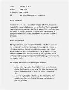 Financial Aid Cancellation Letter University Of Phoenix Financial Aid Appeal Letter Samplememo Templates Word