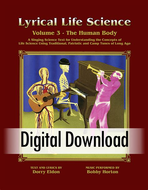 body by science book scribd lyrical life science volume 3 the human body