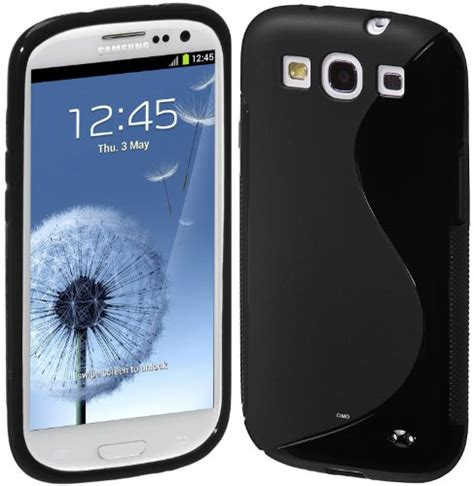 Samsung Galaxy S3 I9300 Flexibel Back discount cimo s line back cover tpu for