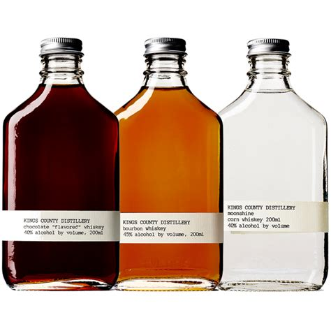 Whisky Gift Card - caskers selection kings county whiskey gift set caskers