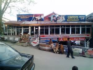 Daewoo Murree Panoramio Photo Of Lintots Restaurent Mall Road Murree