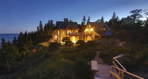 house on an island a special house on maine island will go to the highest bidder portland press