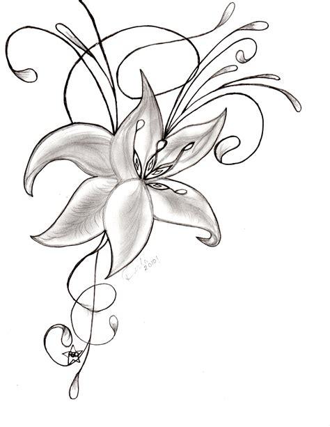 how to draw flower doodle 4 am flower doodle doodler