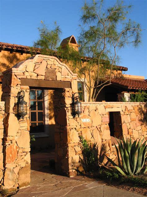 Outdoor Patio Furniture Austin Front Courtyard Entry Gate Element Mediterranean