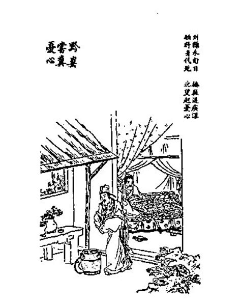 Neither Piety Nor Wit 144 twenty four stories of filial piety with pictures and