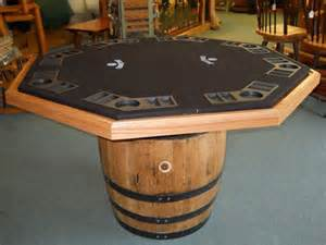 Outdoor Wine Barrel Chandelier Jack Daniels Poker Table
