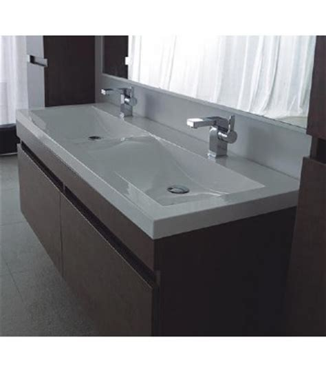 double sink basin for bathrooms wooden double basin bathroom furniture d732 from double