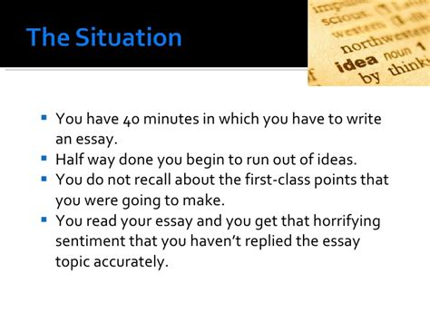 5 Paragraph Essay Powerpoint by How To Write A Five Paragraph Essay Ppt Stonewall Services