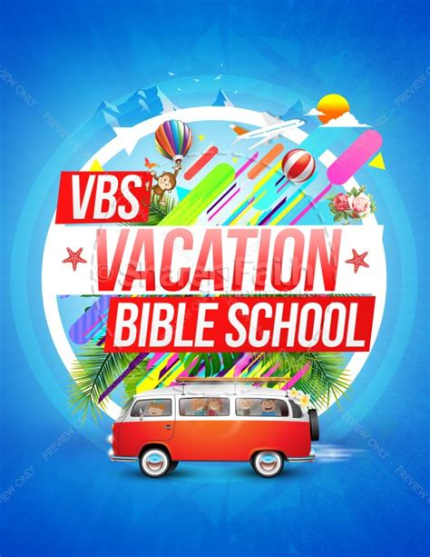 vbs flyer template church vacation bible school flyer template flyer templates