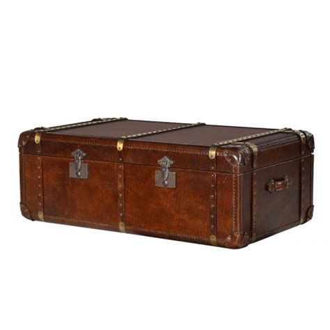 steamer trunk coffee table luxury steamer trunk coffee table