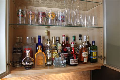 wall mounted liquor cabinet studio design gallery