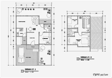 denah rumah 2 lantai model 2018 denah rumah 2 lantai denah rumah 2 lantai model 2018 denah rumah minimalis 2