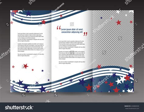 american theme business card templates trifold business brochure template design american stock
