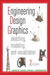 Engineering Design Graphics Leake | engineering design graphics ebook by james leake