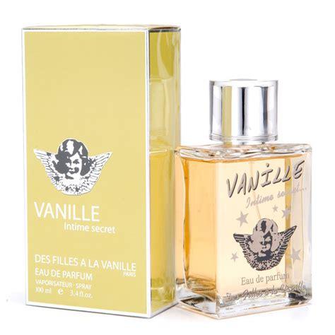 Parfum Vanilla vanille intime secret des filles a la vanille parfum un