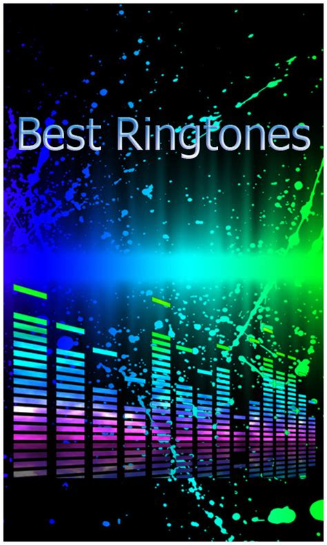 best ringtones for android best ringtones 2014 free app android freeware